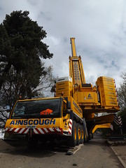 Ainscough LTM1750 (samkelly706) Tags: crane mpb hire liebherr ainscough ltm1750