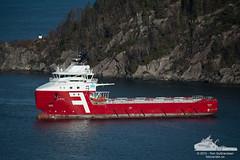 Far Spica (Aviation & Maritime) Tags: norway offshore bergen supply psv farstad platformsupplyvessel farstadshipping farspica
