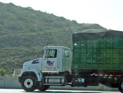San Diego 4-1-15 (3) (Photo Nut 2011) Tags: california trash garbage junk sandiego freeway waste refuse sanitation garbagetruck trashtruck wastedisposal rolloff brittamericaninc