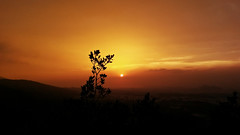 Sunset hour (Vassilis Online) Tags: sunset sundown athens greece sunsetcolors ymittos sunsethour