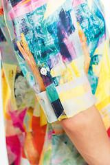 blusenkleid_34 (Bernina International AG) Tags: inspiration magazine pattern embroidery sewing instructions projects ideas 62 designworks bernina sticken nhen cutwork quilten no62 nhanleitung nhprojekt
