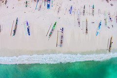 Fishing Boats on the Lombok Coast (samthe8th) Tags: samgellman lombok phantom dji phantom2 indonesia selong belanak selongselo drone beach fishing boat boats cool cool2 cool3 uncool uncool2 uncool3 uncool4 uncool5 uncool6 uncool7