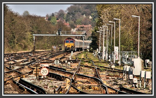 Heat Haze at Purley 21.04.15 66056..
