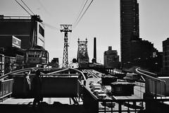 New York 1980 (streamer020nl) Tags: new york bridge newyork island cable roosevelt 1980