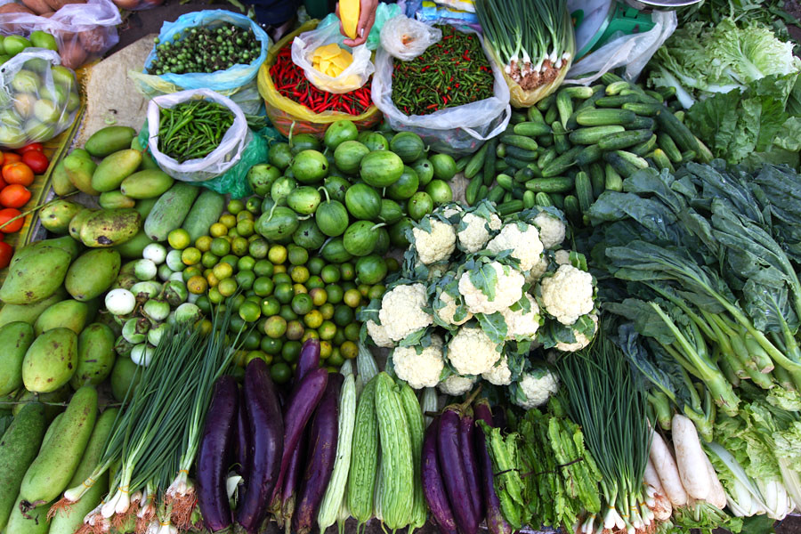 Variety-of-vegetables-at-a-local-market-in-Ban-Lung-Cambodia