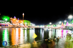 Simhastha (Arijit_Roy) Tags: longexposure river temple shiva shipra madhyapradesh ujjain kumbh simhastha