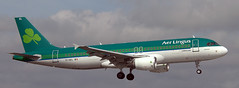 Airbus A-320 EI-DEL (707-348C) Tags: dublin airbus passenger dub ein aerlingus airliner a320 jetliner airbusa320 collinstown eidw eidel