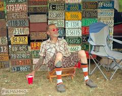 Rockabilly (FilmAmmo) Tags: 120 film mediumformat carshow salinaks pentax6x7 kodakportra paulhargett filmammo
