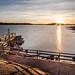 Lauttasaari+at+sunset+-+Helsinki%2C+Finland+-+Seascape+photography