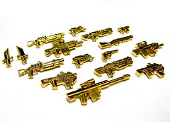 We're Back with Golden Freebies! (ToyWiz.com) Tags: lego giveaway brickarms