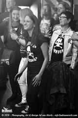 2016 Bosuil-Het publiek bij The Steepwater Band en Ricky Warwick & Damon Johnson 7-ZW
