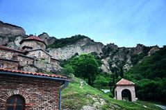 Shio Mgvime Monastery (lukajokhadze) Tags: church outdoor monastery shio mgvime