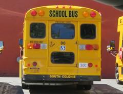 South Colonie CSD #88 (ThoseGuys119) Tags: ic bluebird schoolbus albanyny thomasbuilt southcoloniecentralschools