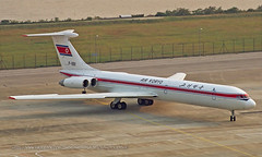 "Ilyushin, IL-62M, P-881, ""Air Koryo"", VMMC, Mcacu (Daryl Chapman Photography) Tags: plane canon amazing cool aviation arrival macau russian northkorea planespotting il62 northkorean vmmc il62m p881"