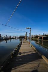 Pier (jbilohaku) Tags: fish canada vancouver pier muelle boat dock barco ship bc britishcolumbia pesca steveston canad vankuvero fii britakolumbio kanado columbiabritnica