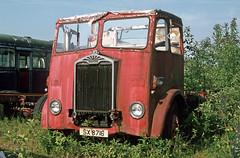 Albion SX6716 at Doune. Jun'83. (David Christie 14) Tags: albion doune