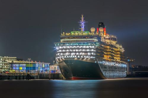 Cunard Queen Victoria | Hamburg