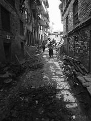 Broken Frames 11 (Daniel Raghu) Tags: travel nepal blackandwhite monochrome beautiful beauty travelphotography justimagen danielraghu