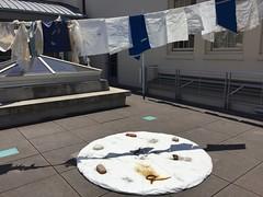 IMG_3058 (Thacher Gallery at the University of San Francisco) Tags: contemporaryart artinstallation environmentalart usfca sculptureterrace thachergallery worldsinthemaking christinaconklin