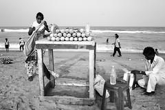 @ Besant Nagar Beach, Chennai, 2016 (bmahesh) Tags: life street people india beach chennai ricohgr tamilnadu elliotbeach besantnagarbeach wwwmaheshbcom