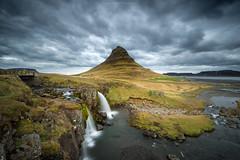 Iceland Mount Kirkjufell (Sascha Gebhardt Photography) Tags: nikon nikkor d800 1424mm lightroom langzeitbelichtung photoshop cc fx fototour island iceland kirkjufell travel mount manfrotto haida sky