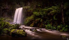 Hopetoun Falls 2 (mark.iommi) Tags: longexposure nature forest landscape waterfall australia victoria theotways diamondclassphotographer houpetounfalls pinnaclephotography