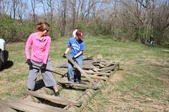 Take Pride in Blue Marsh Lake Day (USACE HQ) Tags: county blue lake day pride take marsh berks earthday dams volunteerism