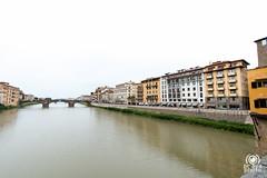 Lungarno da Ponte Vecchio (andrea.prave) Tags: toscana tuscany toscane toskana     florencia florence     florenz pontevecchio ponte bridge italia italy      italie italien arno