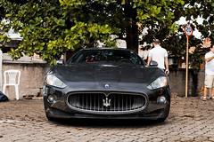 Maserati GranTurismo (Jeferson Felix D.) Tags: camera brazil rio brasil riodejaneiro canon de photography eos photo foto janeiro fotografia maserati granturismo 18135mm 60d worldcars maseratigranturismo canoneos60d
