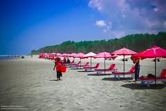 IMG_9509 (IamMinhaj) Tags: sea sky beach nature water landscape sand tour bangladesh bayofbengal coxsbazar topattractions longestbeachintheworld