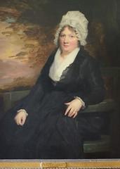 Mrs Boswell of Blackadder (njw28) Tags: portrait boswell blackadder montacute