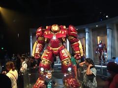 Iron Man suit (coconut wireless) Tags: china asia shanghai disneyland ironman disney amusementpark pudong themepark sdp marveluniverse 2016 sdl hulkbuster shdl shanghaidisneyland asia2016 gardensofimagination shdlp