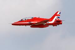 The Red Arrows British Aerospace Hawk T1A XX311 (Andy C's Pics) Tags: hawk duxford bae redarrows raf imperialwarmuseum iwm britishaerospace royalairforce theredarrows hawkt1a ukairforce britishaerospacehawkt1a xx311