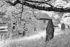 Jenkin Chapel, Saltersford (Martzimages) Tags: chapel church jenkin ir infrared blackandwhite mono monochrome hss