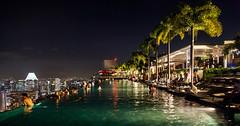 Marina Bay Sands, Singapore (ariusz) Tags: singapore marinabaysands