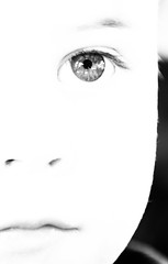 High Key, Face. (Life Image Creations) Tags: highkey bw children blackandwhite monochrome faces nikon nikonau