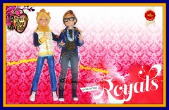 Prince Charmings (DisneyBarbieCollector) Tags: mattel ever after high daring dexter charming dolls toys