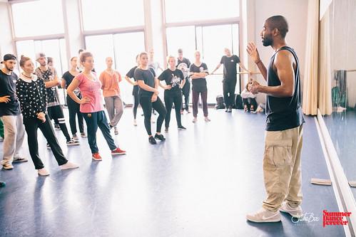 Workshop Summer Dance Forever 2016
