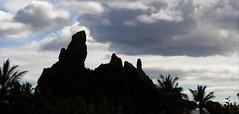 The Pu'u Kilo in the Waikolohe Valley (Barry Wallis) Tags: hawaii oahu aulani koolina lanai puukilo