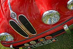 IMG_9234 (bob_rmg) Tags: croft nostalgia festival classic car bristol red croftnostalgiafestival