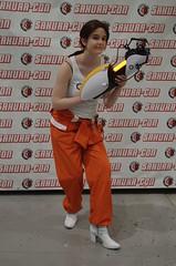 0812 - Sakaura 2015 jpg (Photography by J Krolak) Tags: seattle costume cosplay wa masquerade portal chell sakuracon