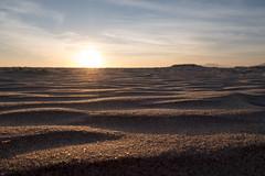 Viento de levante (bigchus) Tags: sunset sea espaa beach canon atardecer mar spain sand playa arena cdiz tarifa g7x gx7