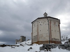"""Rocca Calascio and Madonna della Pieta • <a style=""""font-size:0.8em;"""" href=""""http://www.flickr.com/photos/41849531@N04/16749656224/"""" target=""""_blank"""">View on Flickr</a>"""
