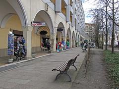 Berlin - Nikolaiviertel (.patrick.) Tags: berlin haus ddr nikolaiviertel altstadt mitte gebude arkade bogengang einkaufsstrase