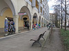 Berlin - Nikolaiviertel (.patrick.) Tags: berlin haus ddr nikolaiviertel altstadt mitte gebäude arkade bogengang einkaufsstrase