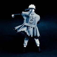 Naruto The Seventh Hokage (funnystuffs) Tags: anime action manga sage figure cape cloak seventh custom naruto mode sh 7th hokage figuarts