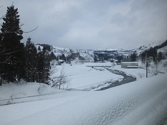 15j5637 (kimagurenote) Tags: snow   sumon   tadamiline   uonumaniigata  aburumariver