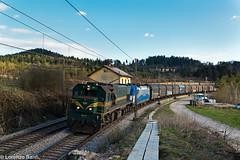 664.117e1216ADRIArakek080415rail (Lorenzo Banfi) Tags: train diesel milano slovenia reagan taurus rak hercules korridor boro postojna treni sz 363 postumia 664 brigite borovnica rakek