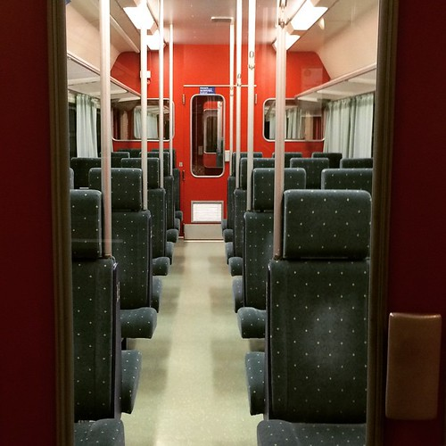Vanha on tyylikäs. #juna
