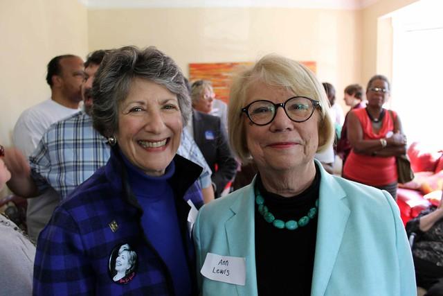 Susan & Ann